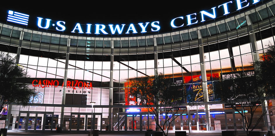 The U.S. Airways Center